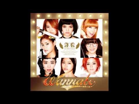 AOA - Wannabe [Complete Album]
