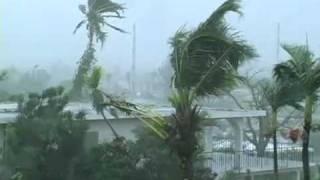 Typhoon Pongsona Slams Guam