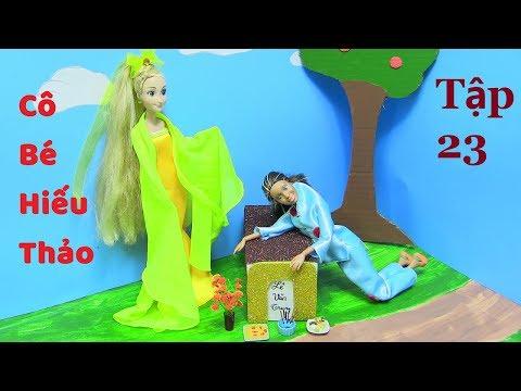 Cô Bé Hiếu Thảo (Tập 23) Ngày Giỗ Cha  - Nhắc nhở đạo làm con