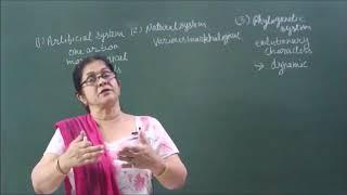 BIO-XI-02-01,Biological Classification Introduction,Pradeep Kshetrapal  channel