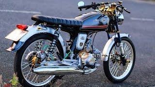 Xe & Phong Cách 24h - Bản độ đầy phá cách và độc đáo từ Honda 67.