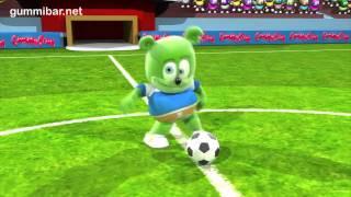 Gummibär - Go For The Goal - World Cup Soccer Song