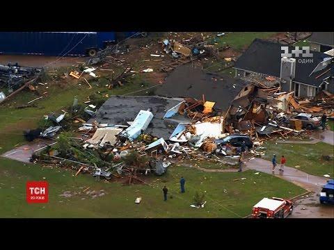 Техас, Оклахома та Вісконсін опинилися в полоні торнадо, є жертви