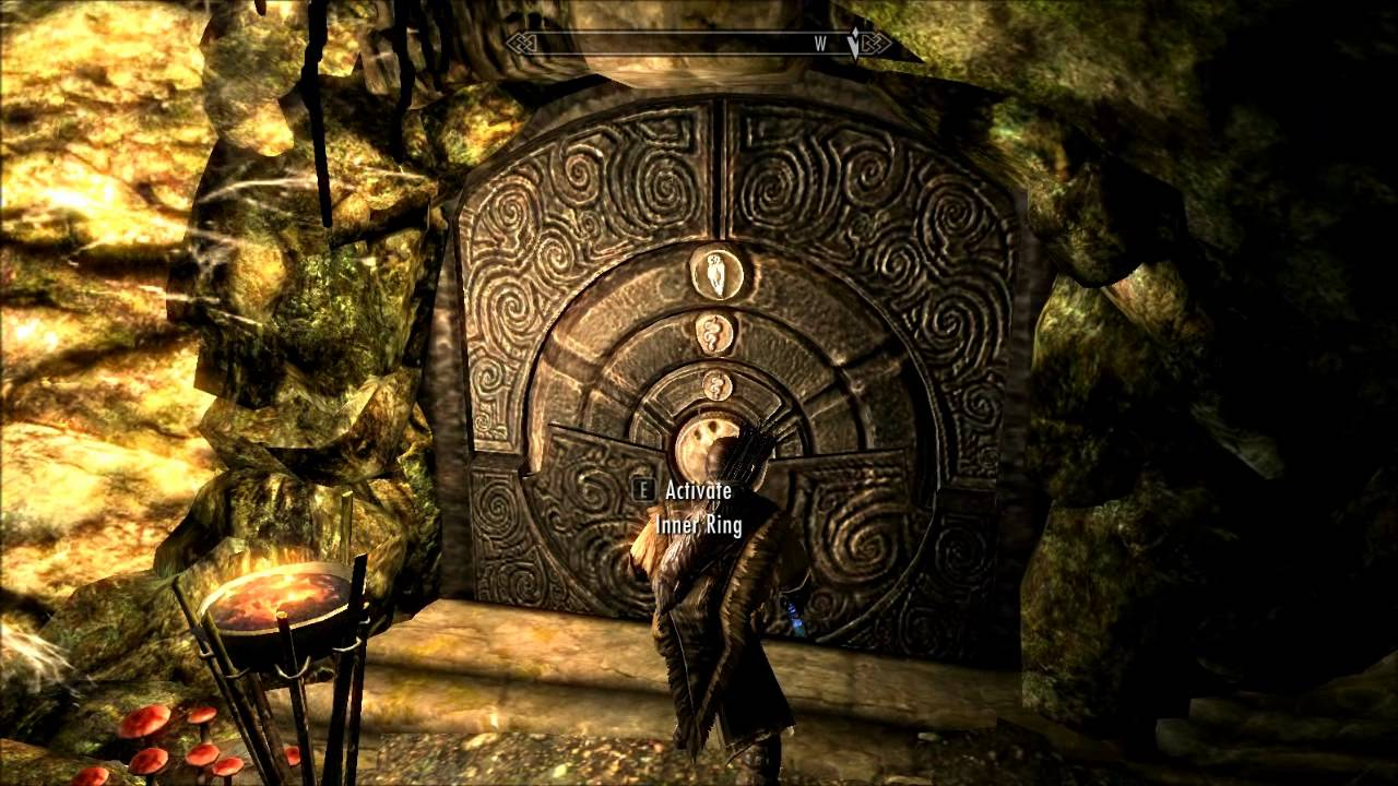 Skyrim Forbidden Legend All The Puzzles Solution - YouTube