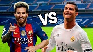 Messi vs Cristiano Ronaldo. Épicas Batallas de Rap del Fútbol