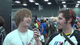 Live at RTX 2014 with Screw Attack's Chad James!
