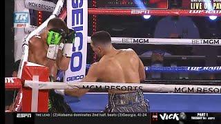 (WOW!!) VASYL LOMACHENKO VS TEOFIMO LOPEZ FULL FIGHT REVIEW BY DBN