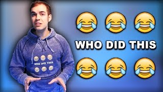WHO DID THIS (YIAY #302)