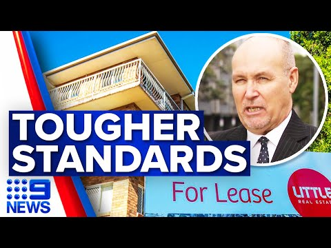 Lending standards to be introduced in some states | 9 News Australia