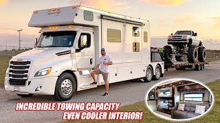 Our New Motorhome Might Be the Coolest Thing We Own...