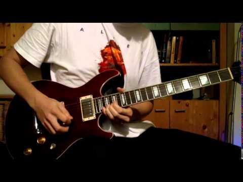 Naruto Main Theme Guitar Cover