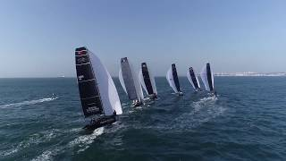 The best shots of the RC44 Cascais Cup