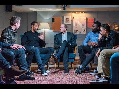 Eight men and a Duke discuss CALM's #BestManProject