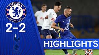 Chelsea 2-2 Tottenham | Ziyech Brace Before Blues Pegged Back | The Mind Series | Highlights