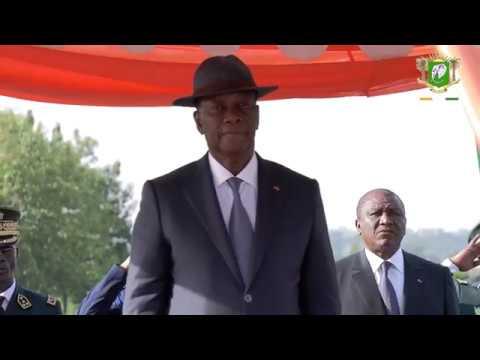 Ouverture solennelle de la session 2019 du Sénat à Yamoussoukro
