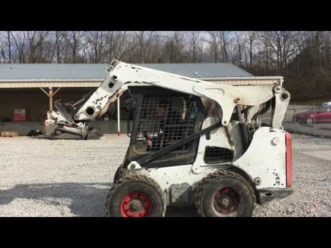 For Sale: Used Bobcat S750