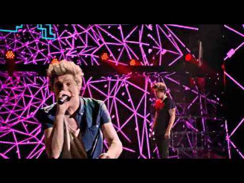 One Direction This Is Us 2013 Kiss You