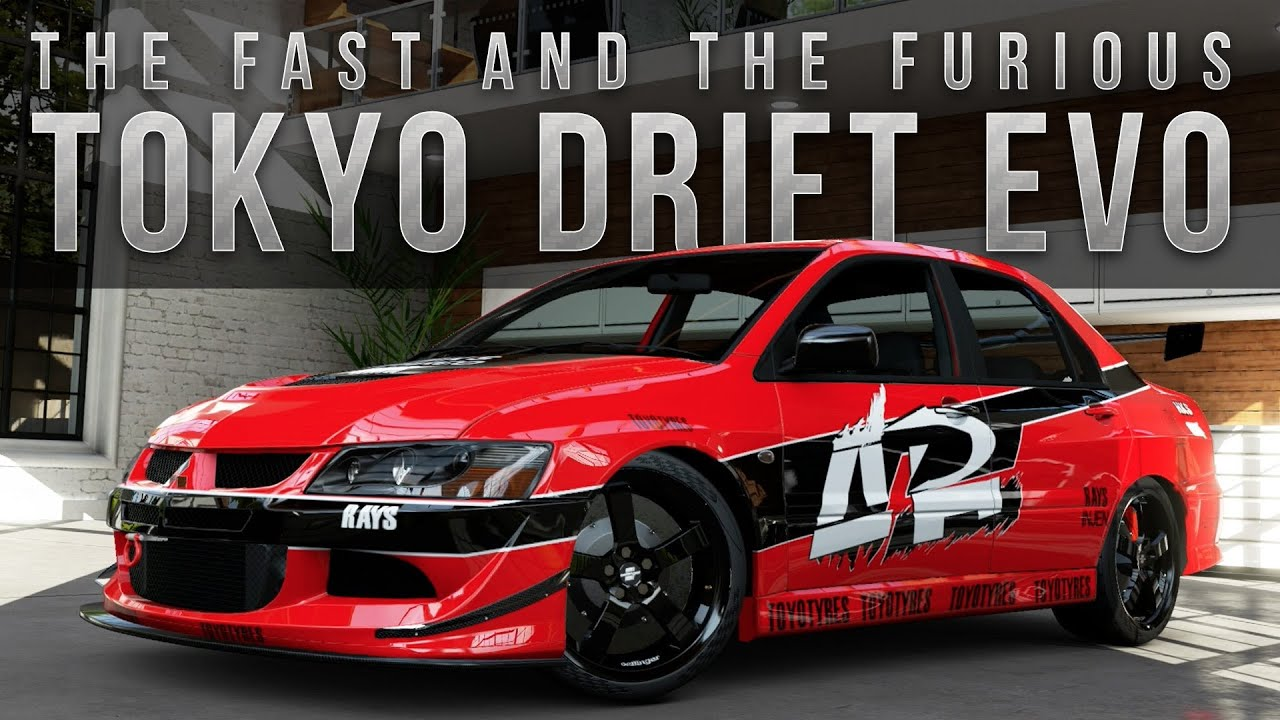 Fast And Furious Tokyo Drift Autos