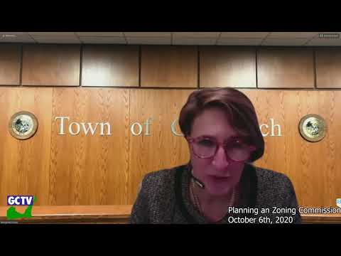 Planning & Zoning Commission, October 6, 2020
