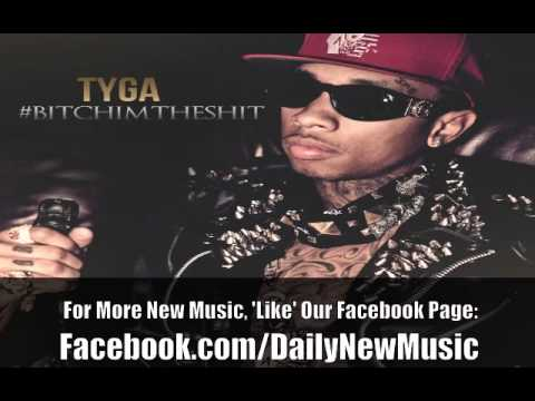 Tyga - Mack Down ft. Juicy J [#BitchImTheShit]