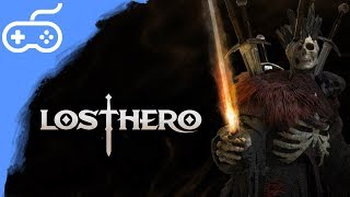 Roth Wellden - ČESKÉ DARK SOULS! - Lost Hero - Zdroj: