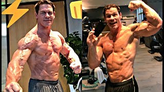 John Cena losing weight? His most Ripped Physique Ever?