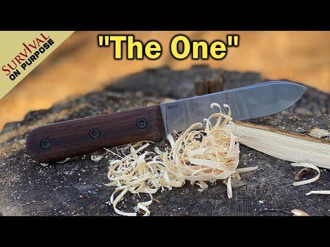 The Genuine Kephart Knife Review- Kabar BK 62 by Ethan Becker