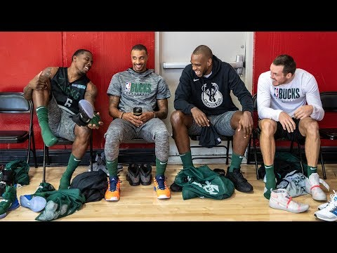 All-Access: Milwaukee Bucks Training Camp 2019 | Restricted Area