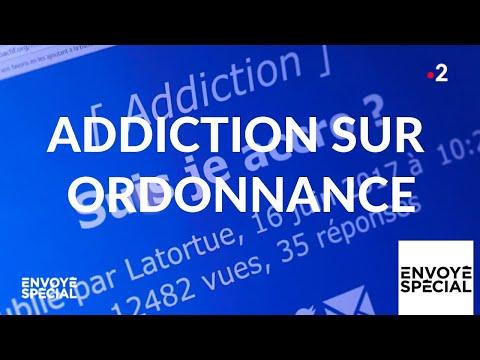 Nouvel Ordre Mondial - Envoyé spécial. Addiction sur ordonnance - 21 février 2019 (France 2)