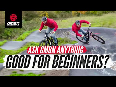 """Are Pump Tracks Good For Beginners"""" 