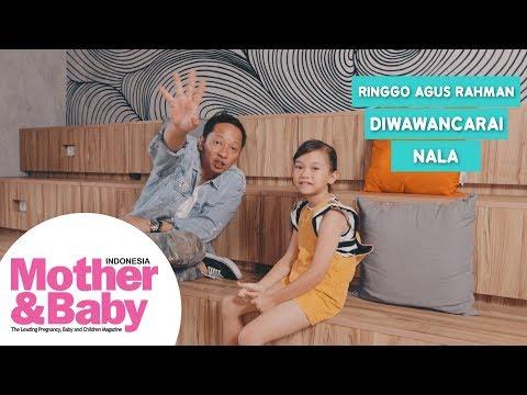 M&B Junior - Ringgo Agus Rahman diwawancarai Nala, Wartawan Cilik