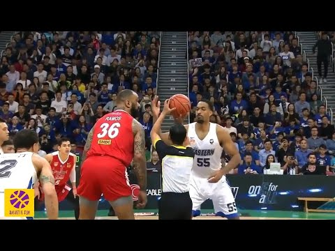 ABL Playoff 2019 Game 2 Highlight Alab Pilipinas vs Hong Kong Eastern April 3,2019