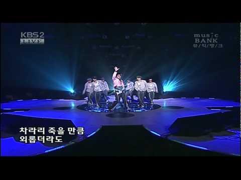 050325 kang ta in KBS live