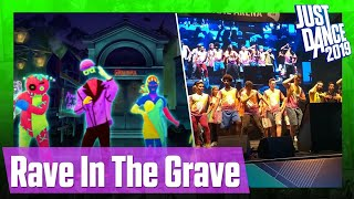 Rave In The Grave | Live at #CCXP2018 | Just Dance 2019