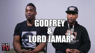 Lord Jamar & Godfrey: Tekashi 6ix9ine Felt Invincible by Having a Black Crew (Part 1)