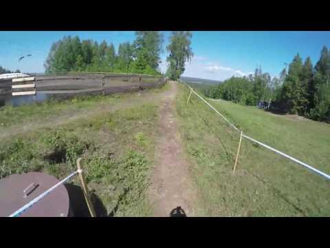 Scandinavian Downhill Cup #1 Vallåsen Track preview