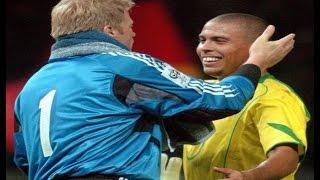 Ronaldo vs Germany Friendly 2004
