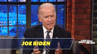 Vice President Joe Biden's First Campaign Win Made Him Cry