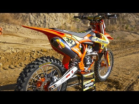 Ultimate KTM 250SXF Project Bike - Motocross Action Magazine