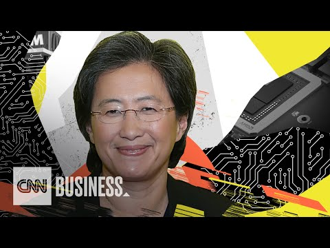 She brought AMD back from the brink of bankruptcy | Risk Takers.