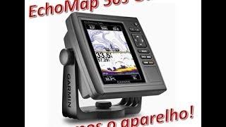 Ligando o Echo Map 50s da Garmin e suas principais funções - por NNBRASIL