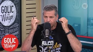 Mike Golic calls out NFL over Julian Edelman suspension | Golic and Wingo | ESPN