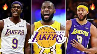 Previewing the Los Angeles Lakers 2018-19 NBA Season & Predictions! | LeBron James & Lonzo Ball Duo!