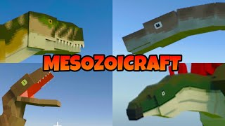 MesozoiCraft Addon   Minecraft BE