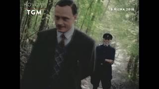 Trailery HD - UKÁZKA - hádka TGM s Čapkem - Zdroj: