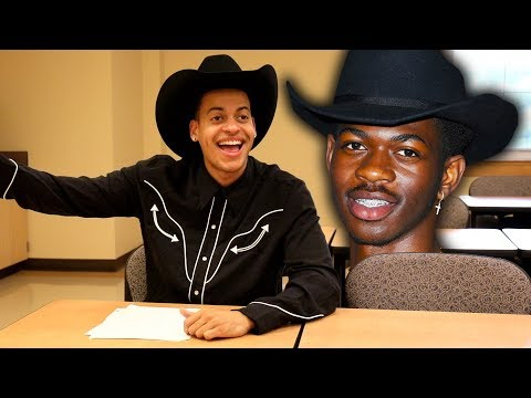 If Lil Nas X was in your class