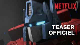 Trilogie transformers :  teaser VOST