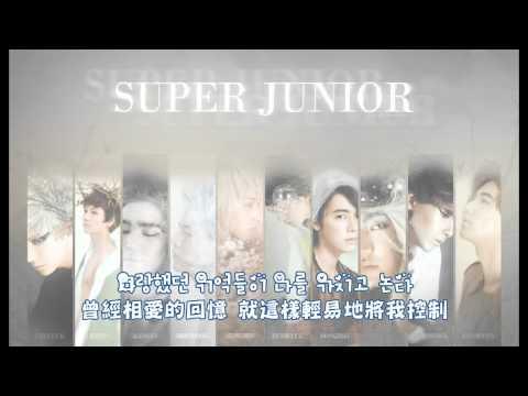[繁中字幕] SUPER JUNIOR - Daydream