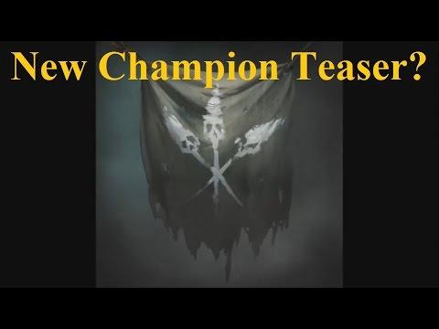 Baixar New LoL Champion Teaser #2? Mysterious Fog and Skull Banner Video