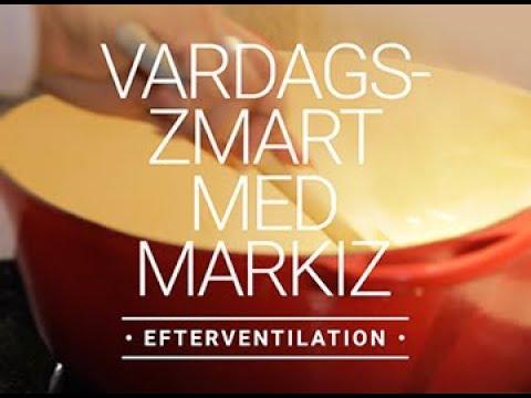 Cylinda – Vardagssmart med Markiz (Efterventilation)
